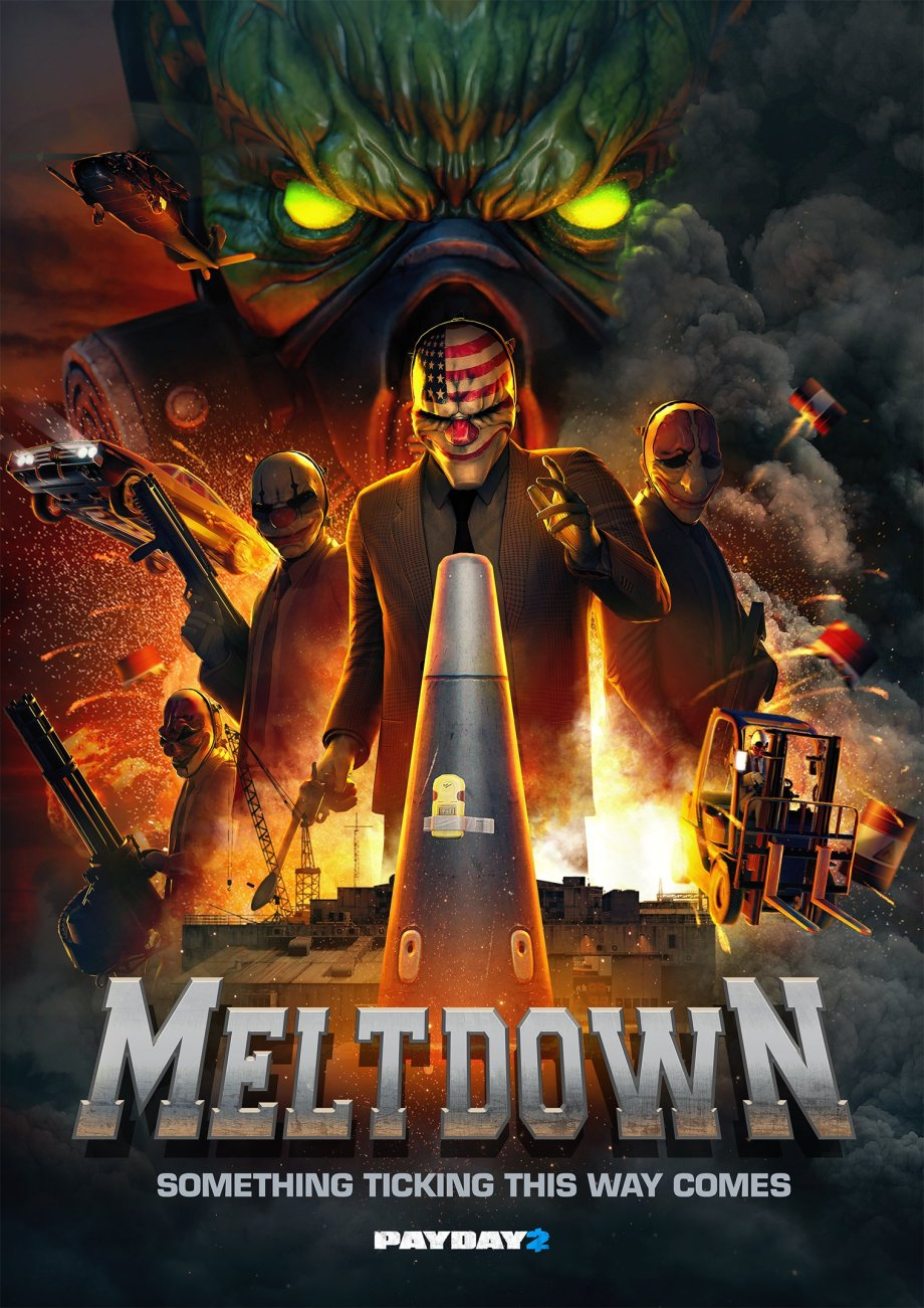 MELTDOWN-WALLPAPER